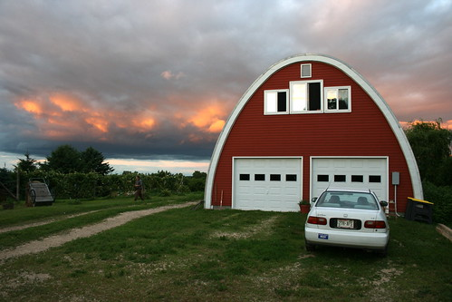 Attleson Farm: Fire Clouds