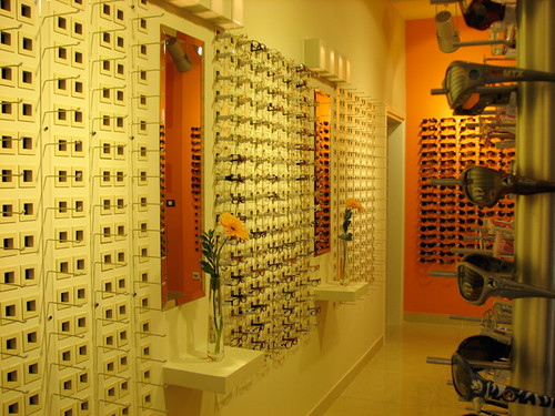 Optical shop :: Interior Design | Flickr - Photo Sharing!