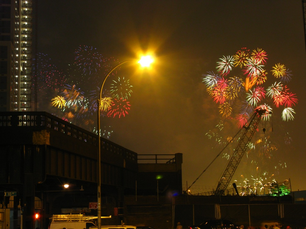 July 4th 2009, NYC