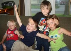 cousins visit 7