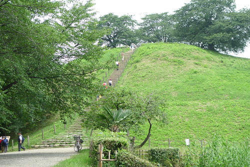Sakitama Ancient Burial Mounds