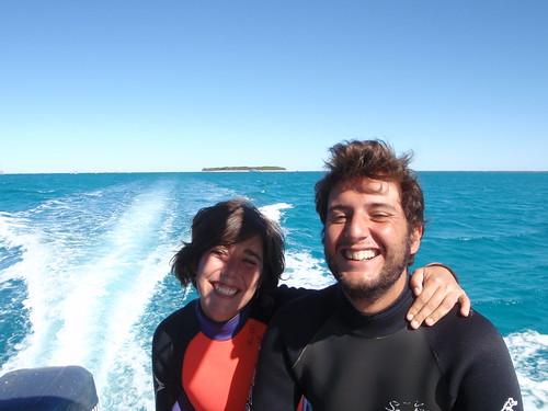 A por el 5º diving...con tibus