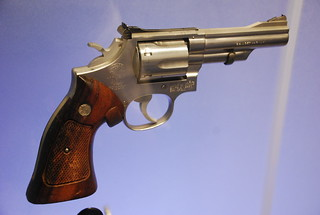 Smith & Wesson Model 66 Revolver