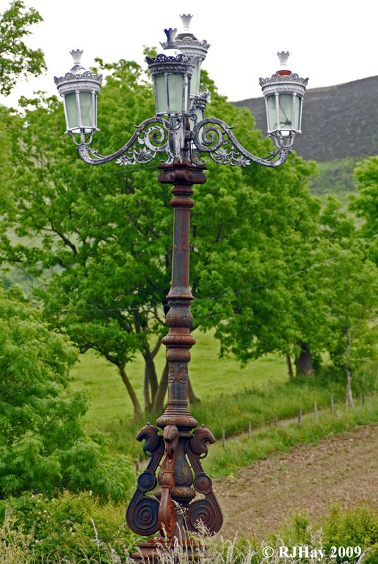 Ornate Lampost