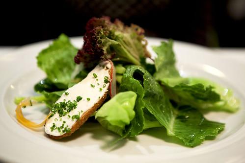 Insalata Mista con Verdura Croccante