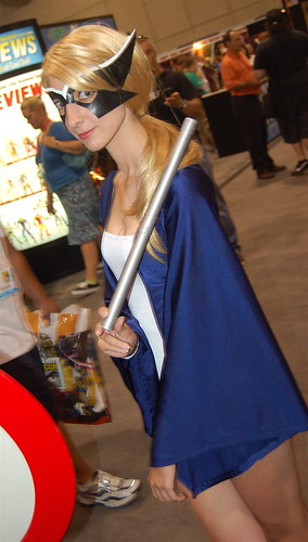 Comic Con 09: Mockingbird