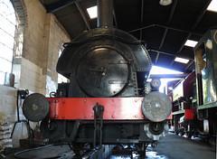 Inside the Shed at Caverswall (camano10) Tags: railway stokeontrent staffordshire foxfield