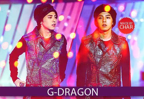 G-Dragon (Bright In Lights)