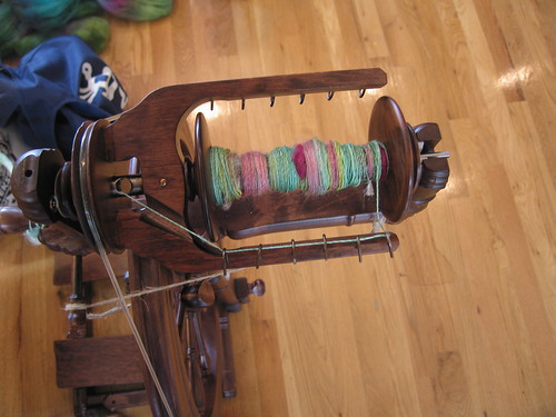 singles with cocoons to be plied