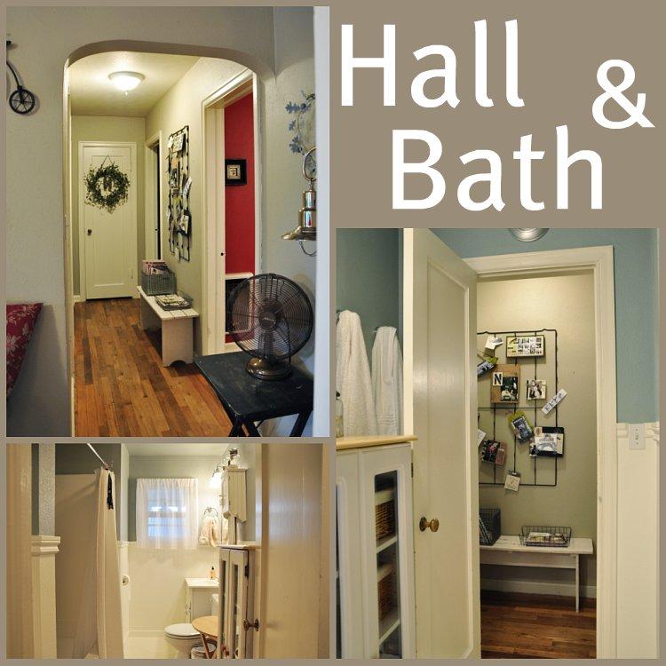 Hall & Bath