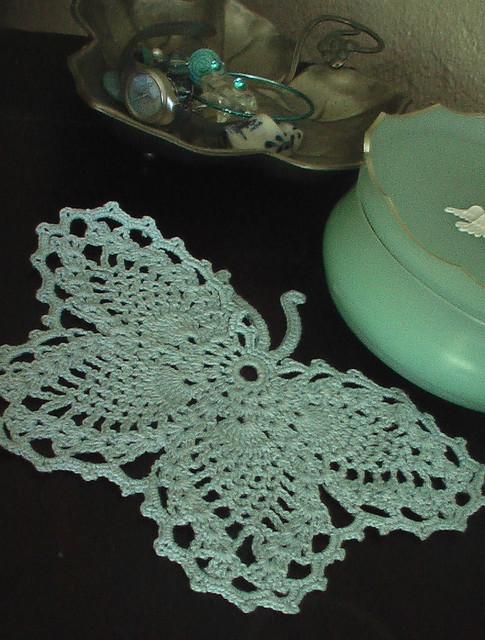 Debs Crochet: Turtle Applique Crochet Pattern (thread)