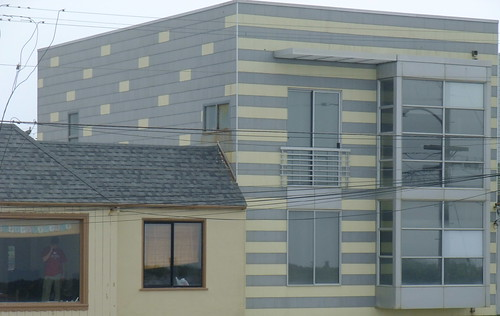 Architecture of the Outer Sunset along the Great Highway 23