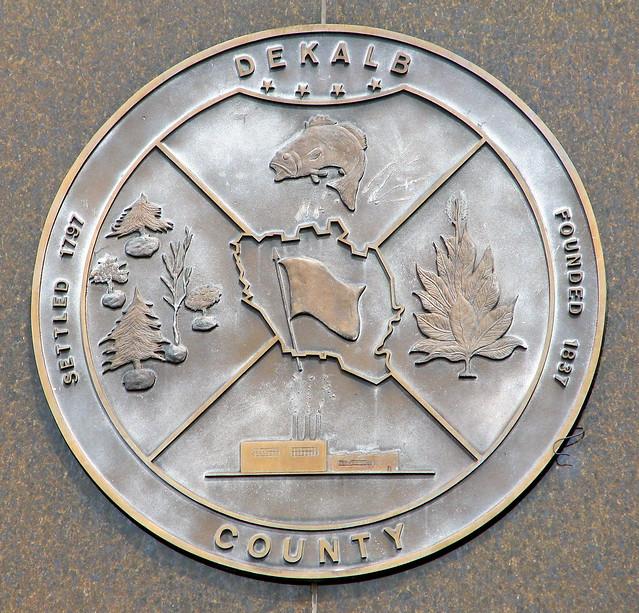 DeKalb County Seal