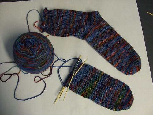 Crayon Cashmere Socks