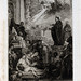 1885 William Unger after Peter-Paul Rubens - St. Francis Xavier Raising the Dead