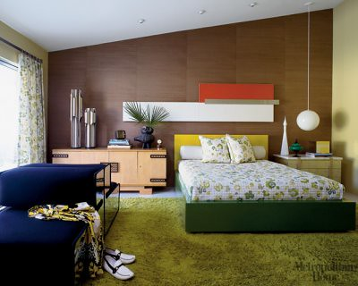 Modern Bedroom Interior Design by Met Home