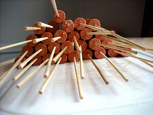 Hotdogs and Sticks