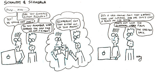 366 Cartoons - 210 - Schmuzzy and Schmerica