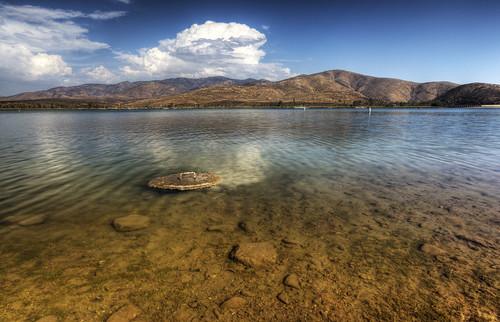 Otay Lakes Reservoir