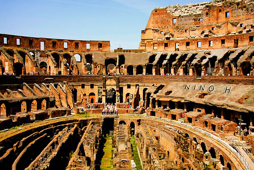 The Colosseum - Roma