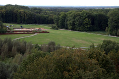 View of Battlefield from Museum Tower