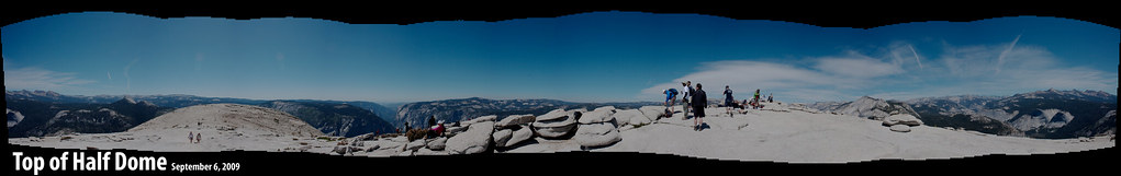 360 Half Dome