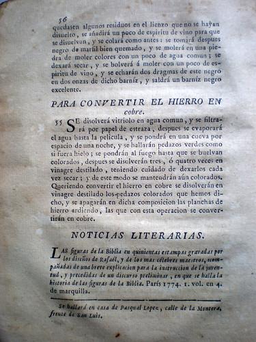 010-Semanario económico compuesto de noticias practicas curiosas y eruditas…1778-Juan Biceu