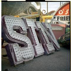 caSINo sign, Las Vegas
