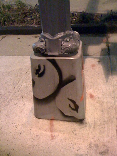 faces stencil