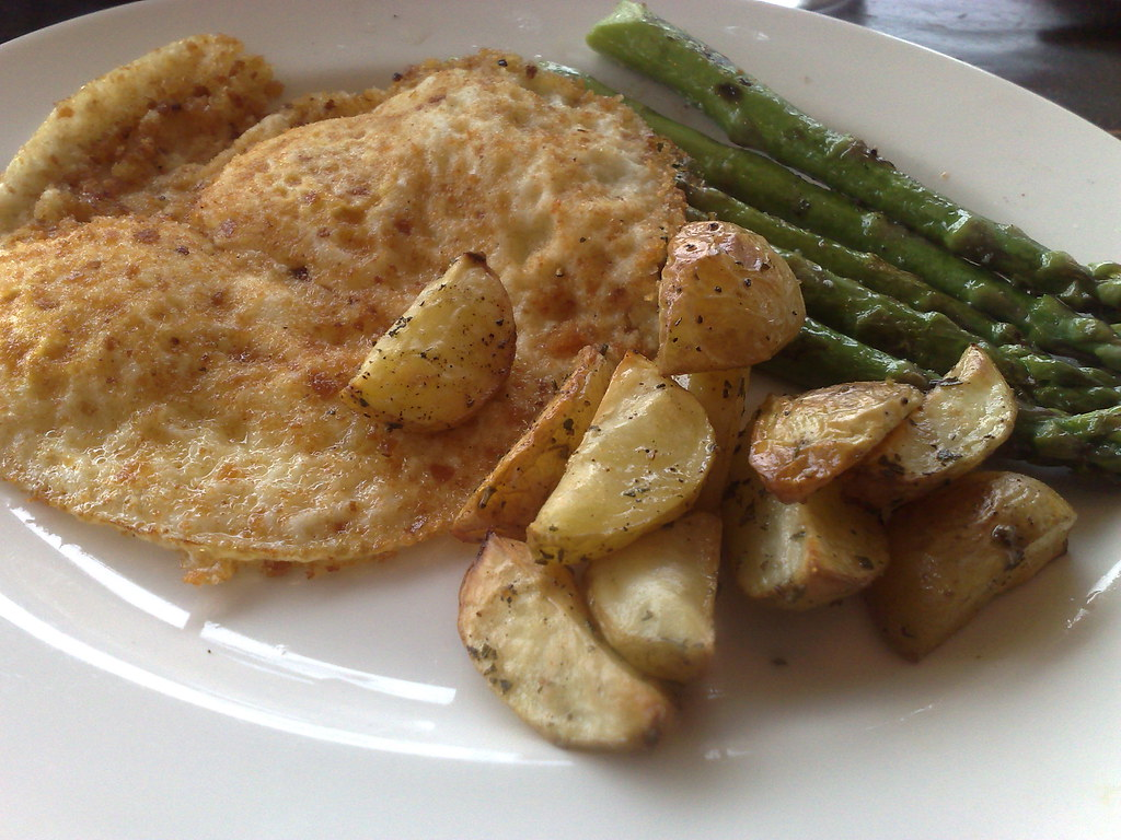 Eggs, Potatoes & Asparagus