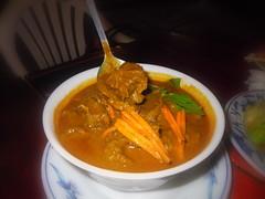 婆羅咖哩牛肉 Borneo beef curry