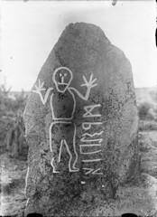 Rune stone, Krogsta, Uppland, Sweden (Swedish National Heritage Board) Tags: runes runestone jazzhands runsten elderfuthark riksantikvarieämbetet theswedishnationalheritageboard