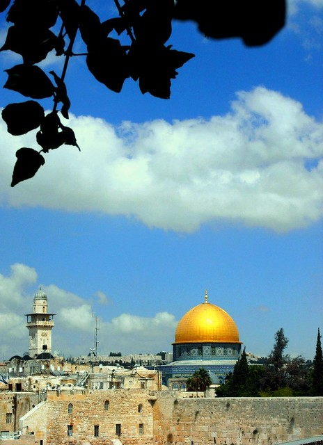 Dome of the Rock & Wailing Wall