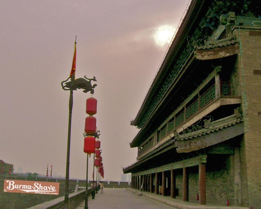 Gateway of Xian