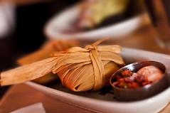 Border Grill (ablogvoyage) Tags: la losangeles santamonica mexicanfood tamales bordergrill twohottamales