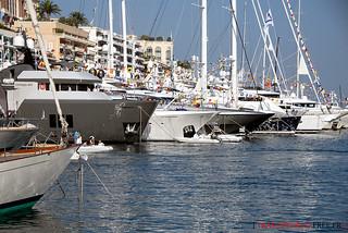 This is Monaco Yacht Show