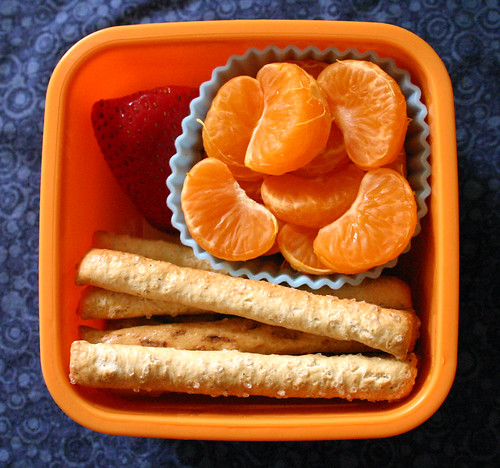 Kindergarten Snack #17: September 28, 2009