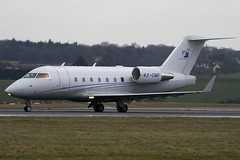 4X-CMF - Fishman Holdings - Canadair CL-600-2B16 Challenger 604 - Luton - 090303 - Steven Gray - IMG_0306