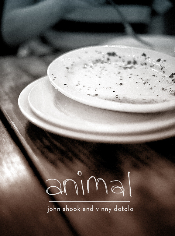 Animal Restaurant, Los Angeles