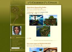 ::*) Charmed (*:: Update Blog
