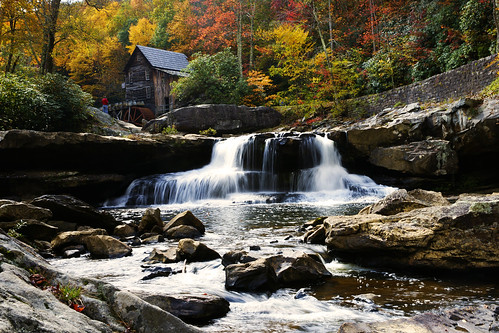Glade creek mill,