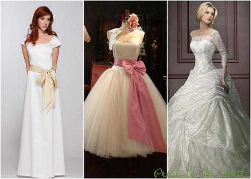 Wedding Dress Wednesday Retro Inspiration