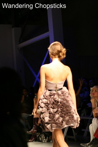 Femme Noir by Phong Hong Debut at Downtown Los Angeles Fashion Week Fashion Angel Awards Emerging Designers Runway Show 13