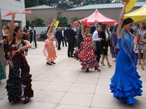 Sevillanas japonesas