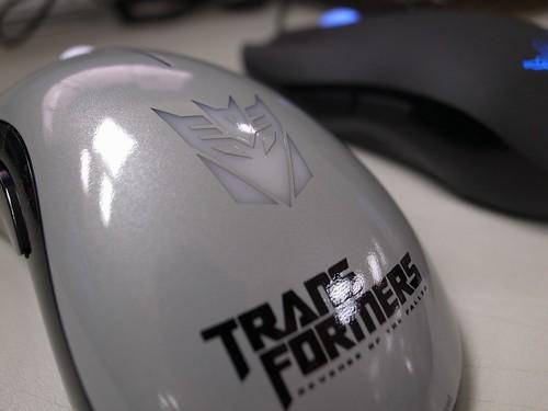 Razer Deathadder Trans Formers - 15
