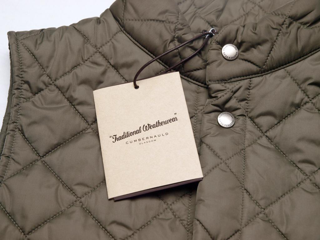 Traditional Weatherwear / WORKSOP