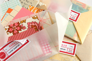 paper sampler by you.