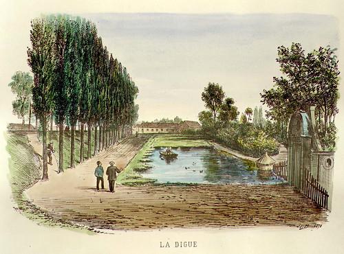 007-El dique 1858-Lille ancien monumental Edouard Boldoduc  1893