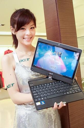 Acer Aspire 1420P Timeline