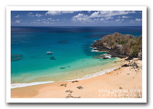 Praia do Sancho, Fernando de Noronha